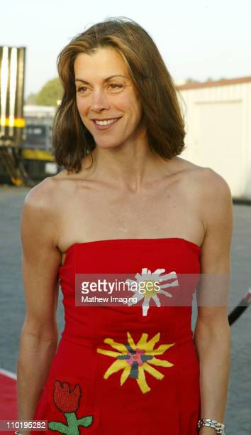 Wendie Malick during Paramount Says Farewell to 'Frasier' at Barker Hanger at Santa Monica Airport in Santa Monica California United States