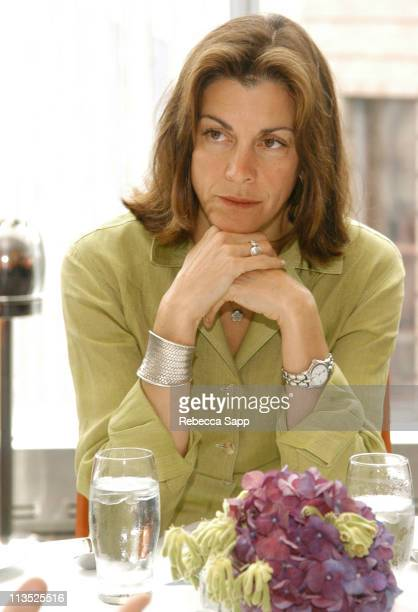 Wendie Malick during The Creative Coalition Luncheon at The Sports Club LA in Boston Massachusetts United States