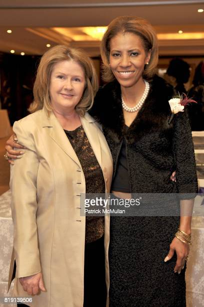 Wendy Chandler and Kimber Wheeler attend JUNIOR LEAGUE LEGACY BALL HONORING HENRY WINKLER at Montage Hotel on March 6 2010 in Beverly Hills California