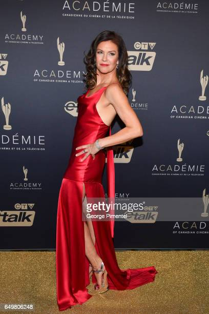 Wendy Crewson attends the 2017 Canadian Screen Awards Creative Fiction Gala at Westin Harbour Castle Hotel on March 8 2017 in Toronto Canada
