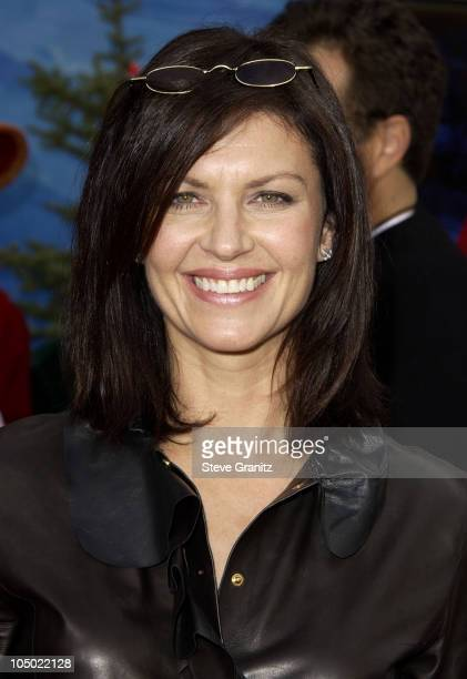 Wendy Crewson during 'The Santa Clause 2' Premiere at El Capitan Theatre in Hollywood California United States