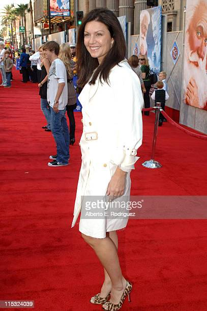 Wendy Crewson during 'The Santa Clause 3 The Escape Clause' Los Angeles Premiere Red Carpet at El Capitan in Hollywood California United States