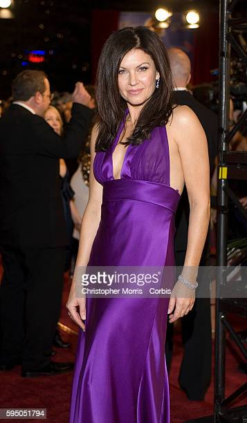 Wendy Crewson on the red carpet at the 21st Gemini awards in Vancouver on November 4 2006 The Gemini Awards are Canada's award for television...