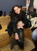 Wendy Diamond attends Rockport at the Kari Feinstein Style Lounge on January 24 2011 in Park City Utah