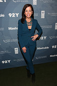Wendy Diamond attends the 2014 Social Good Summit at 92Y on September 21 2014 in New York City