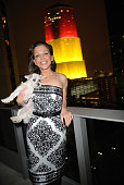 Wendy Diamond attends the book launch party for 'IT�S A DOG�S WORLD The Savvy Guide to FourLegged Living' at Epic Hotel on April 15 2010 in Miami...
