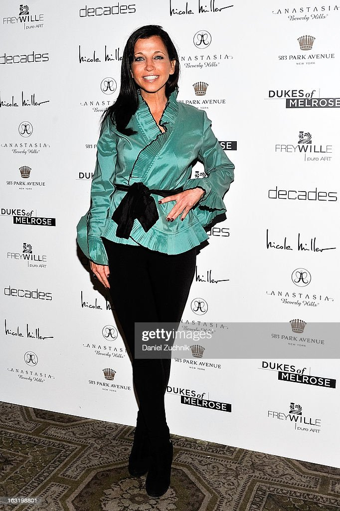 Wendy Diamond attends the 'Dukes Of Melrose' Premiere at 583 Park Avenue on March 5, 2013 in New York City.
