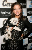 Wendy Diamond during CESAR Canine Cuisine Sponsors Animal Fair's 7th Annual 'Paws for Style' Celebrity Pet Fashion Show Benefiting Animal Medical...