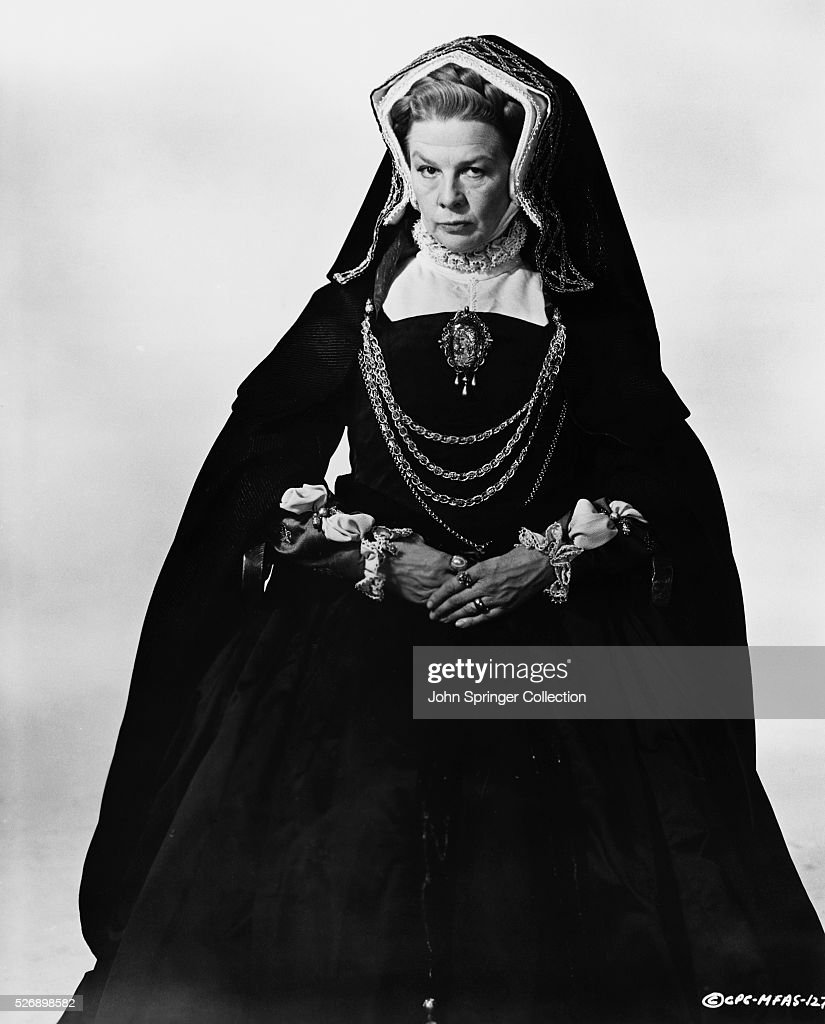 <a gi-track='captionPersonalityLinkClicked' href=/galleries/search?phrase=Wendy+Hiller&family=editorial&specificpeople=224914 ng-click='$event.stopPropagation()'>Wendy Hiller</a> as Lady Alice More, wife of Sir Thomas More, in the 1966 film A Man for All Seasons.
