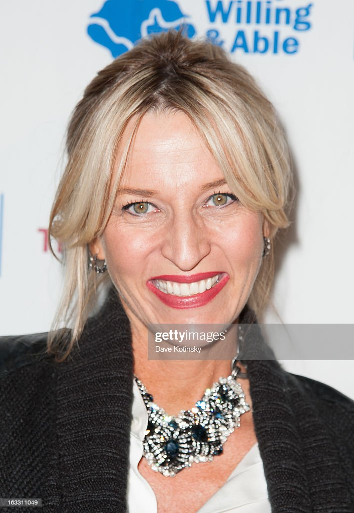Wendy Madden attends the The Doe Fund's Second Annual Sweet: New York at the Classic Car Club on March 7, 2013 in New York City.