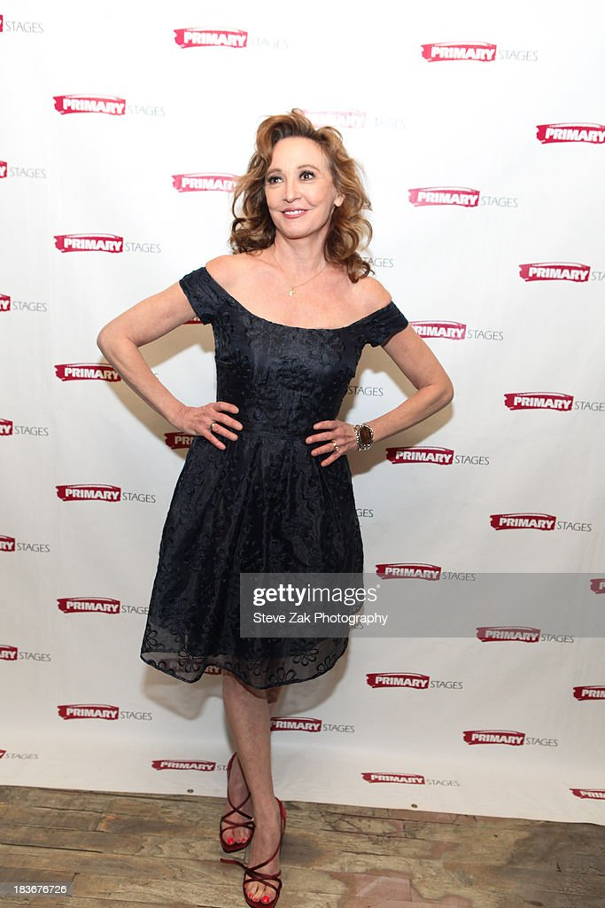 Wendy Makkena attends the after party for the opening night of the 'Bronx Bombers' at West Bank Cafe on October 8, 2013 in New York City.