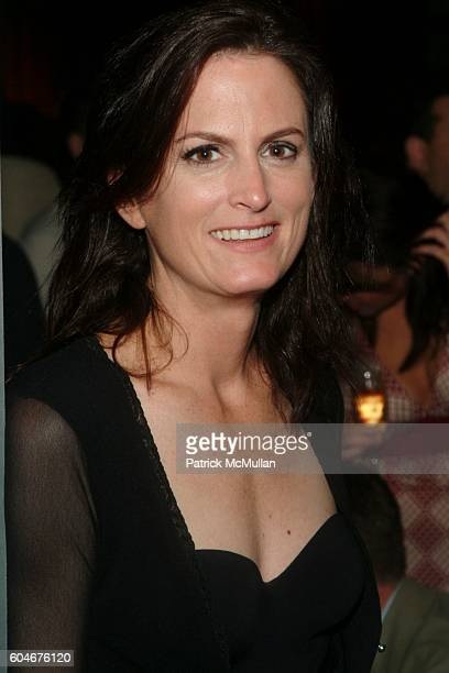 Wendy Pepper attends HUMANE SOCIETY Host the After Party for JAY MCCARROLL'S Spring 2007 Fashion Show at 60 Thompson on September 15 2006 in New York...
