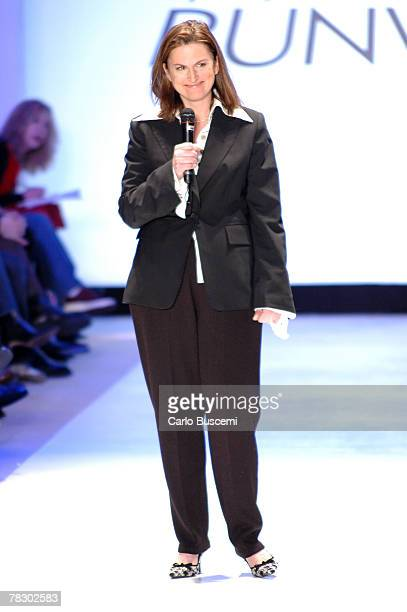 Wendy Pepper designer for 'Project Runway' Fall 2005