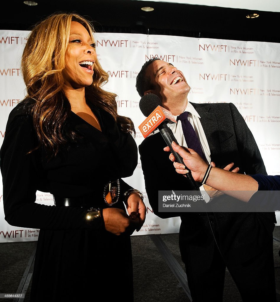 <a gi-track='captionPersonalityLinkClicked' href=/galleries/search?phrase=Wendy+Williams&family=editorial&specificpeople=4134023 ng-click='$event.stopPropagation()'>Wendy Williams</a> and <a gi-track='captionPersonalityLinkClicked' href=/galleries/search?phrase=Andy+Cohen+-+Television+Personality&family=editorial&specificpeople=7879180 ng-click='$event.stopPropagation()'>Andy Cohen</a> attend New York Women In Film And Television's 33rd Annual Muse Awards at New York Hilton on December 12, 2013 in New York City.