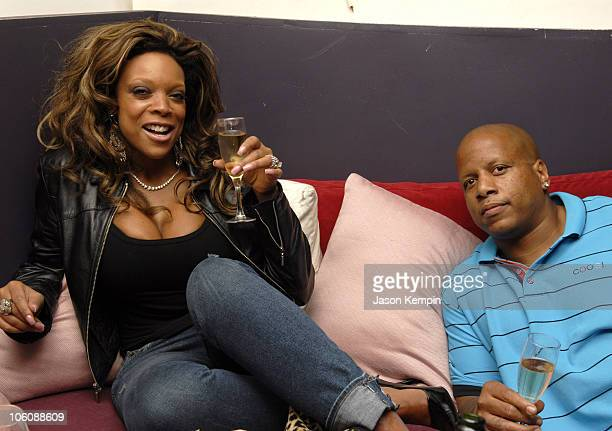 Wendy Williams and Guest during 5th Annual Tribeca Film Festival 'Civic Duty' Premiere After Party at BED Nightclub in New York City New York United...