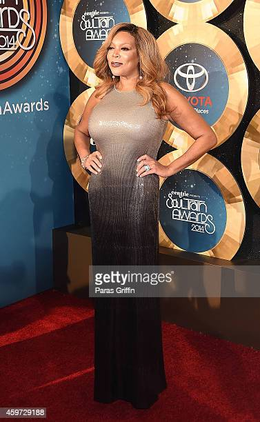 Wendy Williams attends the 2014 Soul Train Music Awards at the Orleans Arena on November 7 2014 in Las Vegas Nevada