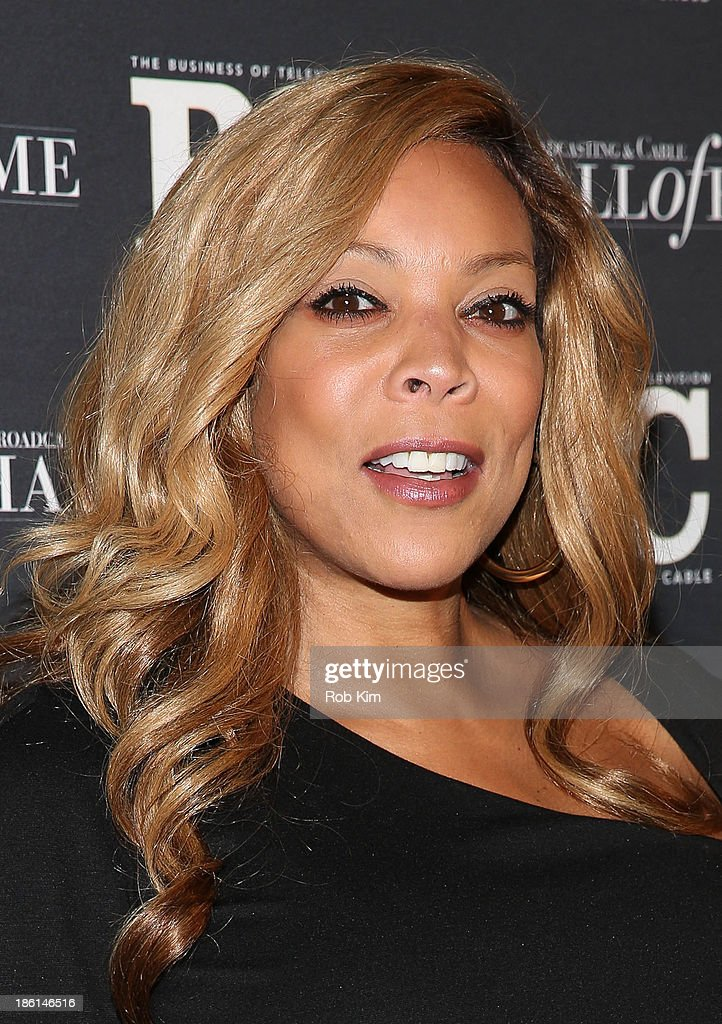 <a gi-track='captionPersonalityLinkClicked' href=/galleries/search?phrase=Wendy+Williams&family=editorial&specificpeople=4134023 ng-click='$event.stopPropagation()'>Wendy Williams</a> attends the Broadcasting and Cable 23rd annual Hall of Fame Awards dinner at The Waldorf=Astoria on October 28, 2013 in New York City.