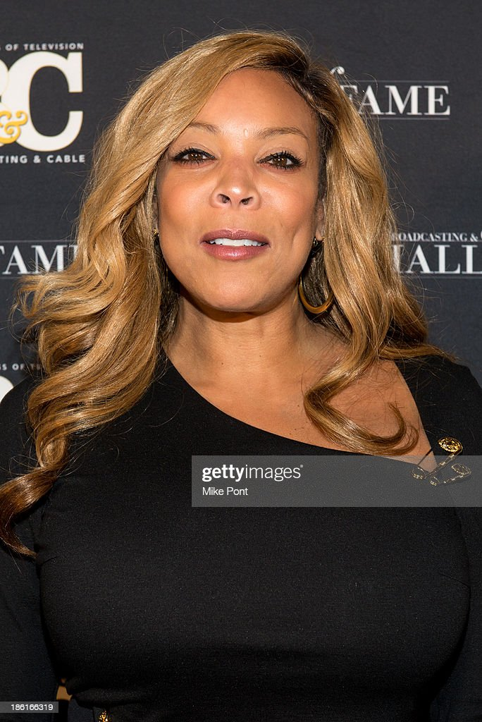 Wendy Williams attends the Broadcasting and Cable 23rd Annual Hall of Fame Awards Dinner at The Waldorf Astoria on October 28, 2013 in New York City.