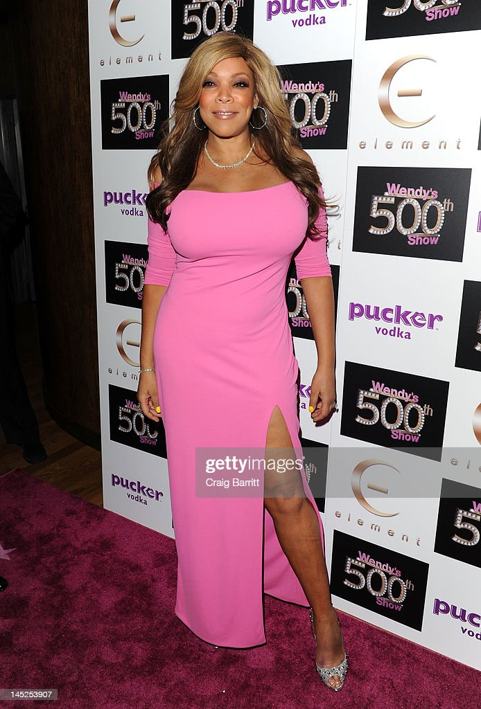 Wendy Williams attends the Wendy Williams 500th Episode Celebration at Element on May 24, 2012 in New York City.