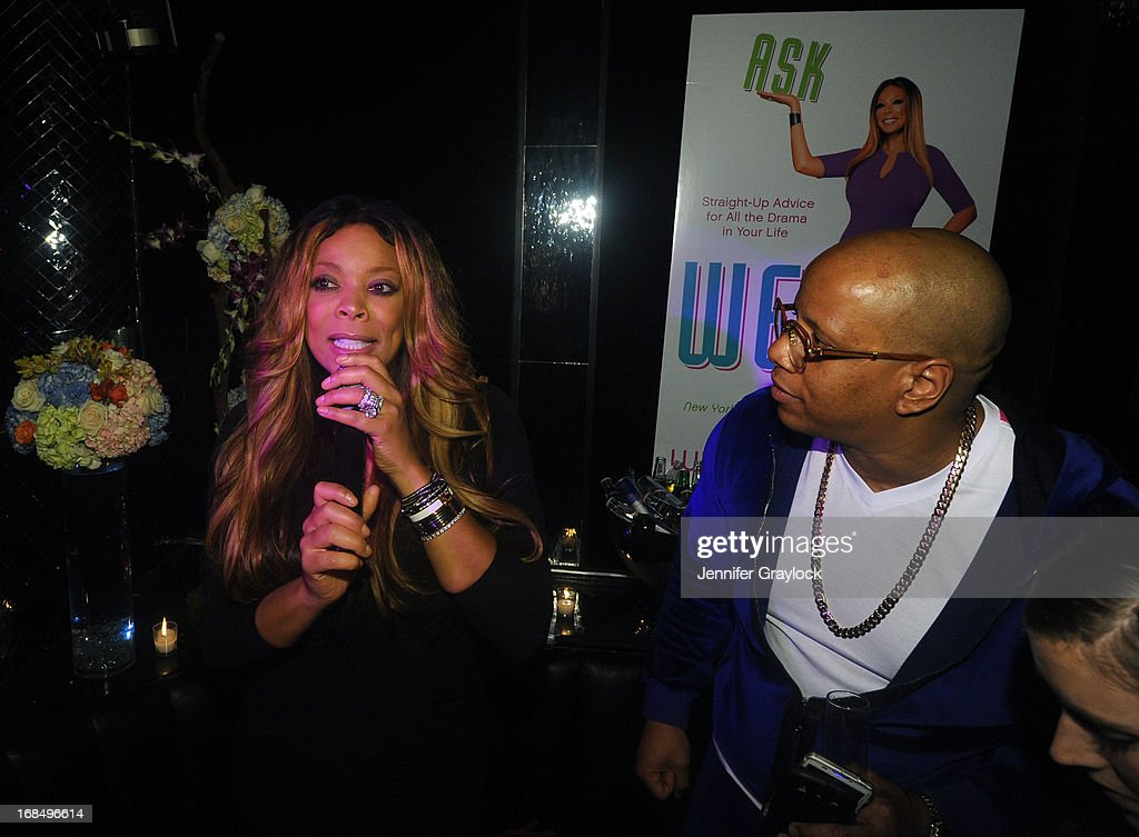 <a gi-track='captionPersonalityLinkClicked' href=/galleries/search?phrase=Wendy+Williams&family=editorial&specificpeople=4134023 ng-click='$event.stopPropagation()'>Wendy Williams</a> attends the <a gi-track='captionPersonalityLinkClicked' href=/galleries/search?phrase=Wendy+Williams&family=editorial&specificpeople=4134023 ng-click='$event.stopPropagation()'>Wendy Williams</a> Debuts 'Ask Wendy' By Harper Collins Book Release Party at The Pink Elephant on May 9, 2013 in New York City.