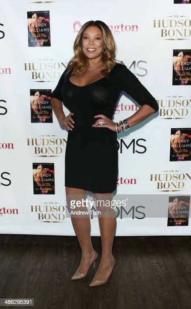 Wendy Williams attends the Wendy Williams Mamarazzi Event at The Hudson Bond on April 23 2014 in New York City