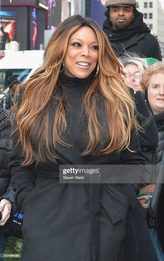 <a gi-track='captionPersonalityLinkClicked' href=/galleries/search?phrase=Wendy+Williams&family=editorial&specificpeople=4134023 ng-click='$event.stopPropagation()'>Wendy Williams</a> attends <a gi-track='captionPersonalityLinkClicked' href=/galleries/search?phrase=Wendy+Williams&family=editorial&specificpeople=4134023 ng-click='$event.stopPropagation()'>Wendy Williams</a> 'I'd Rather Go Naked Than Wear Fur' Winter PETA Campaign Launch at Times Square on November 28, 2012 in New York City.