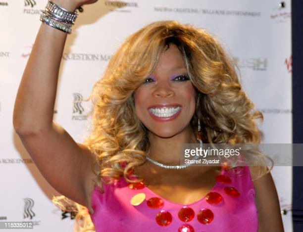 Wendy Williams during 'Wendy Williams Brings The Heat Vol 1' Release Party at Quo in New York City New York United States
