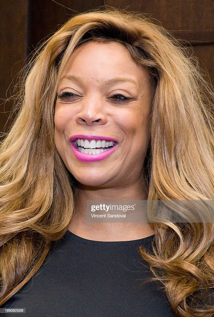 Wendy Williams signs copies of her new book 'Ask Wendy!' at Barnes & Noble bookstore at The Grove on May 23, 2013 in Los Angeles, California.