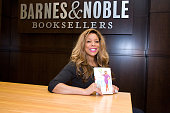 Wendy Williams signs copies of her new book 'Ask Wendy' at Barnes Noble bookstore at The Grove on May 23 2013 in Los Angeles California