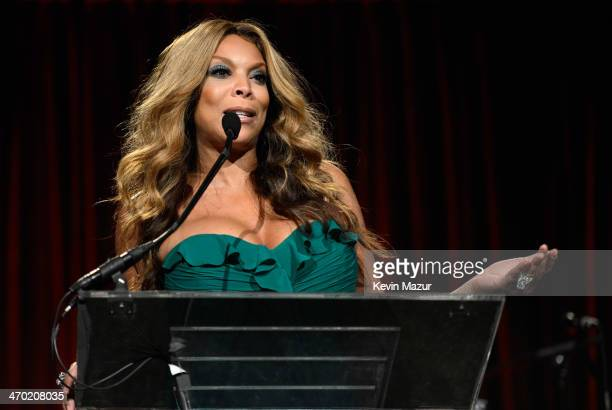 Wendy Williams speaks onstage at the Maestro Cares First Annual Gala at Cipriani Wall Street on February 18 2014 in New York City