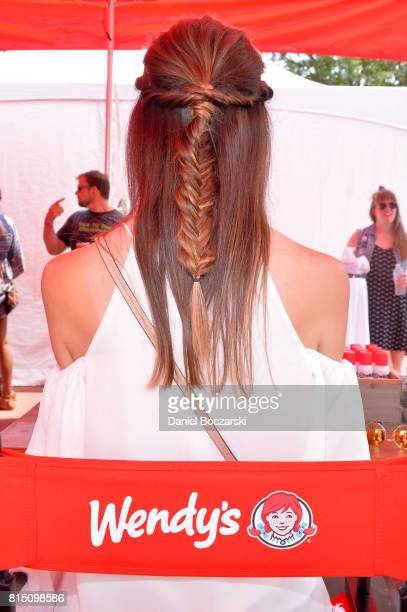 Wendy's created a refreshing oasis at Pitchfork Music Festival in Chicago offering freshmade salads and cool festival braids at the Wendy's ReFresh...