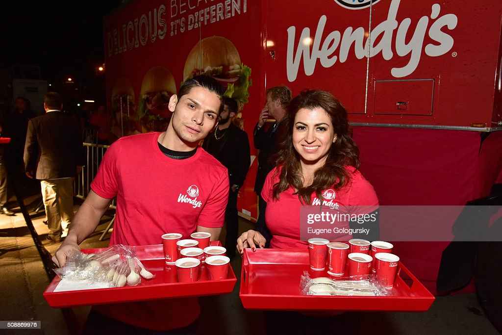 Frostys are served at Wendy's Food Truck Rolls Into Rolling Stone Live at San Francisco Design Center on February 7, 2016 in San Francisco, California.