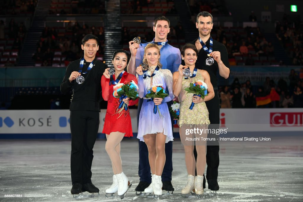 Вэньцзин Суй - Цун Хань / Wenjing SUI - Cong HAN CHN - Страница 11 Wenjing-sui-and-cong-han-of-china-aljona-savchenko-and-bruno-massot-picture-id888807884