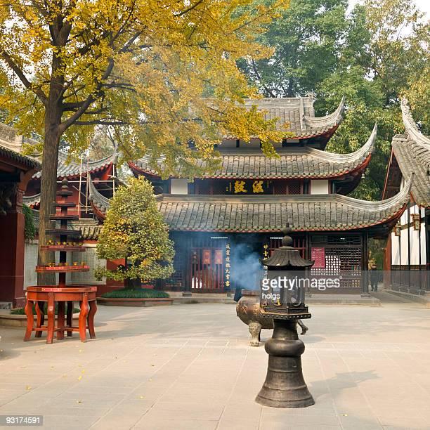 WenShu Monastry Chengdu