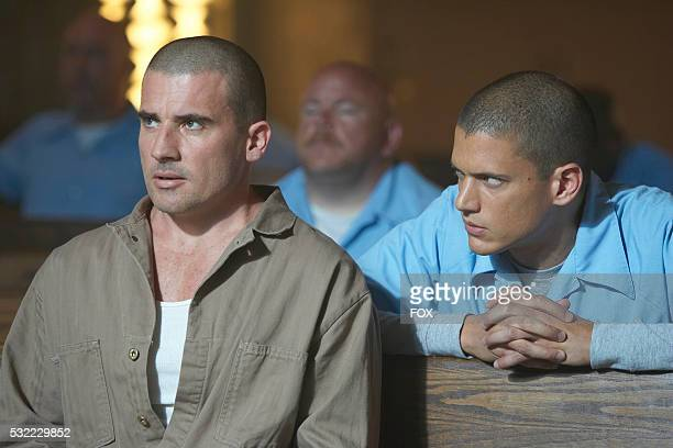 Wentworth Miller and Dominic Purcell are set to reprise their roles as Michael Scofield and Lincoln Burrows in the new thrilling event series based...