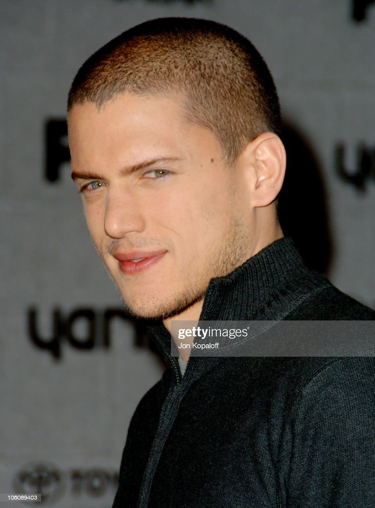 Wentworth Miller during 'Prison Break' End of Season Screening Party at Fox Lot in Los Angeles California United States
