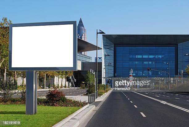 Werbefläche (Großflächen Plakat)