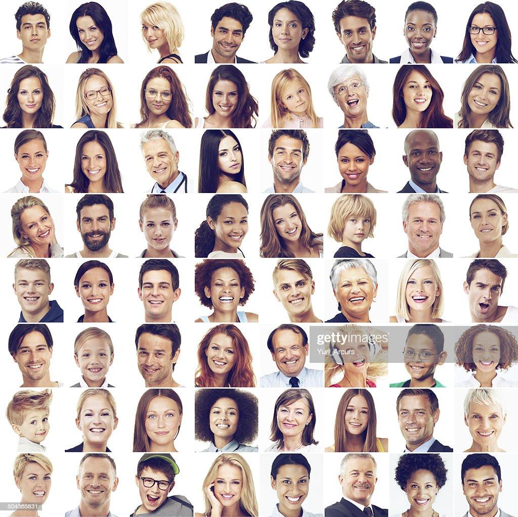 Wir sind alle besonders in unseren eigenen : Stock-Foto