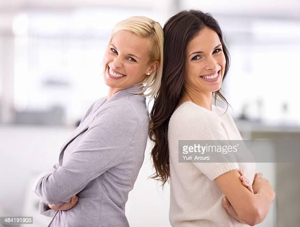 business Partner, die wir kennen den Wert eines guten relatio