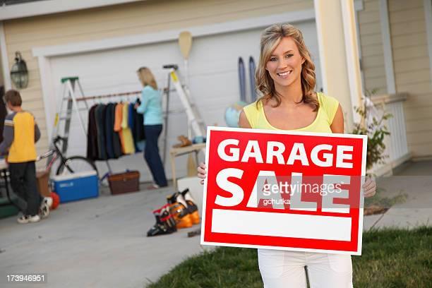 We're Having A Garage Sale