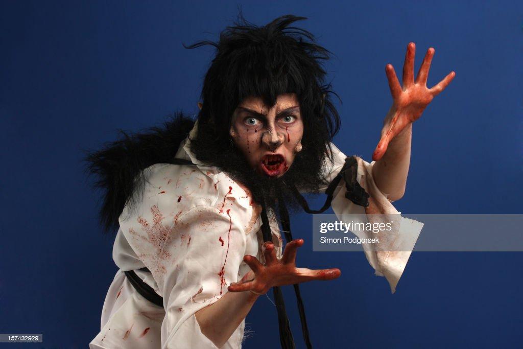 Werewolf : Stock Photo