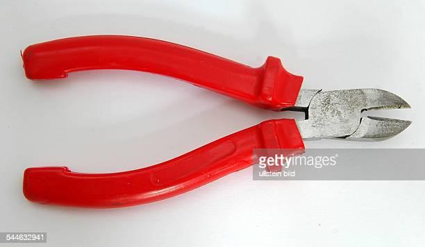 Werkzeug Zange Seitenschneider