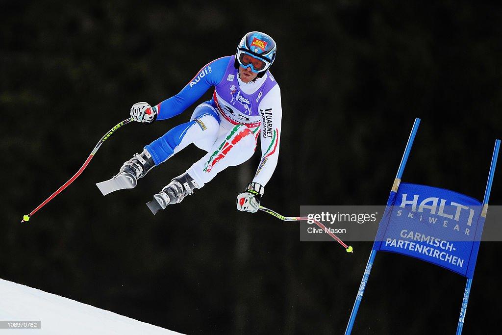 Men's Downhill Training - Alpine FIS Ski World Championships