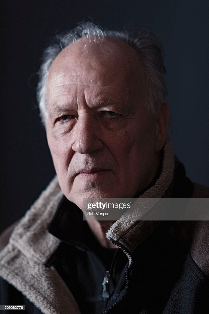 <a gi-track='captionPersonalityLinkClicked' href=/galleries/search?phrase=Werner+Herzog&family=editorial&specificpeople=213922 ng-click='$event.stopPropagation()'>Werner Herzog</a> poses for a portrait at the 2016 Sundance Film Festival on January 24, 2016 in Park City, Utah.