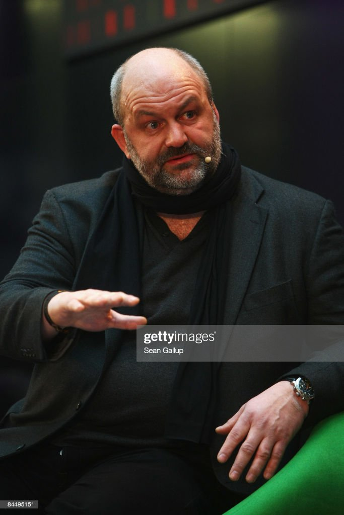 Werner Vogels attends the Digital Life Design (DLD) conference on January 27, 2009 in Munich, Germany. DLD brings together global leaders and creators from the digital world.
