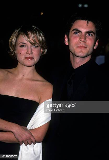 Wes Bentley at GQ Man of the Year awards New York October 21 1999
