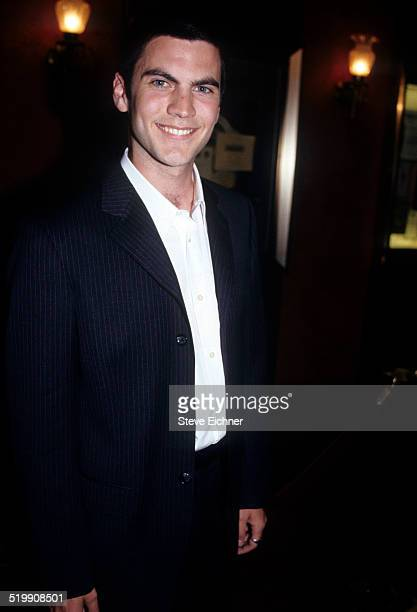 Wes Bentley at premiere of 'Notting Hill' New York May 13 1999