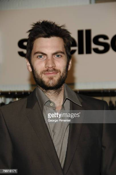 Wes Bentley attends Tastemakers Goes Green 3rd Annual Celebrity Gift Lounge at the Intercontinental Hotel during TIFF 2007 in Toronto Ontario on...
