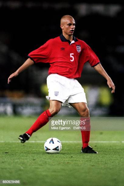 Wes Brown England