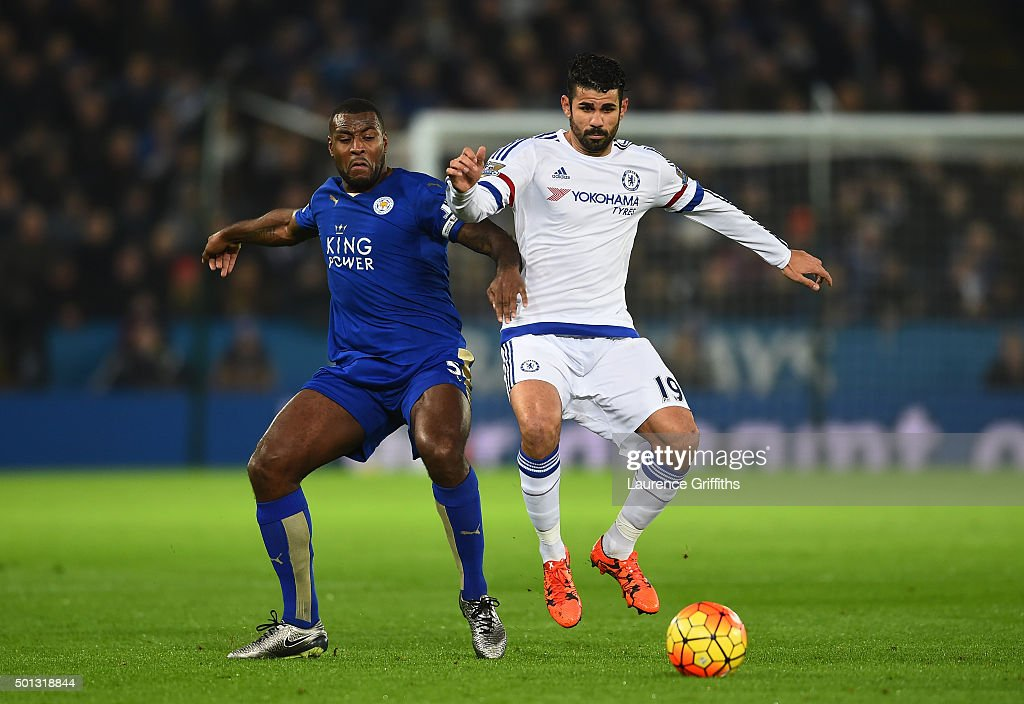Leicester City v Chelsea - Premier League